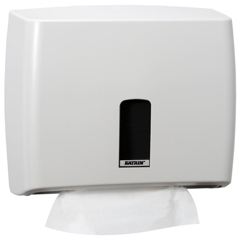 KATRIN zásobník na Z-Z ručníky bílý S - 95310