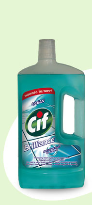 CIF Brilliance Ocean 1l