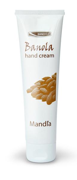 BANOLA MANDĹA 100ml - krém na ruce