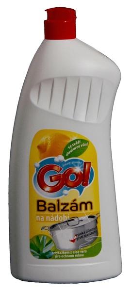 GO! BALZÁM na nádobí CITRON 1l