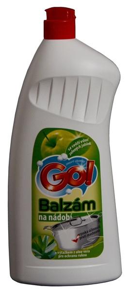 GO! BALZÁM na nádobí JABLKO 1l