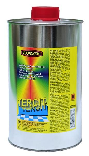 TERCIT 1l speciální čistící přípravek