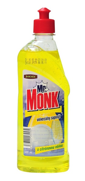 Mr. MONK SAPONÁT citron 500ml