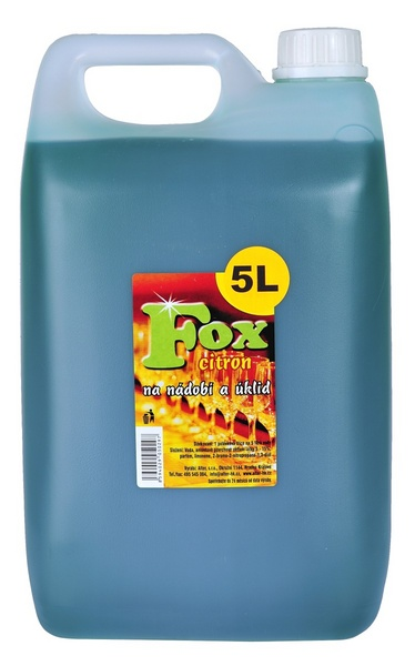 FOX CITRON 5l