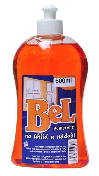 BEL univerzal 500ml přípravek na mytí podlah