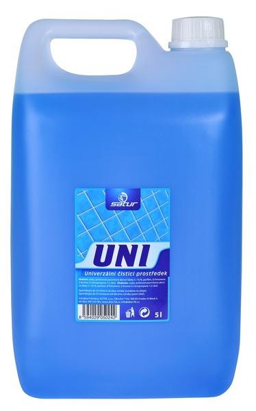 SATUR UNI 5l přípravek na mytí podlah
