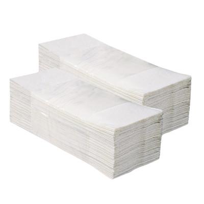PAPÍROVÉ RUČNÍKY skládané Z-Z bílé 5000ks SK